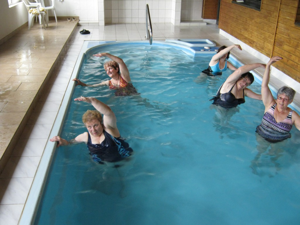 foto plavání