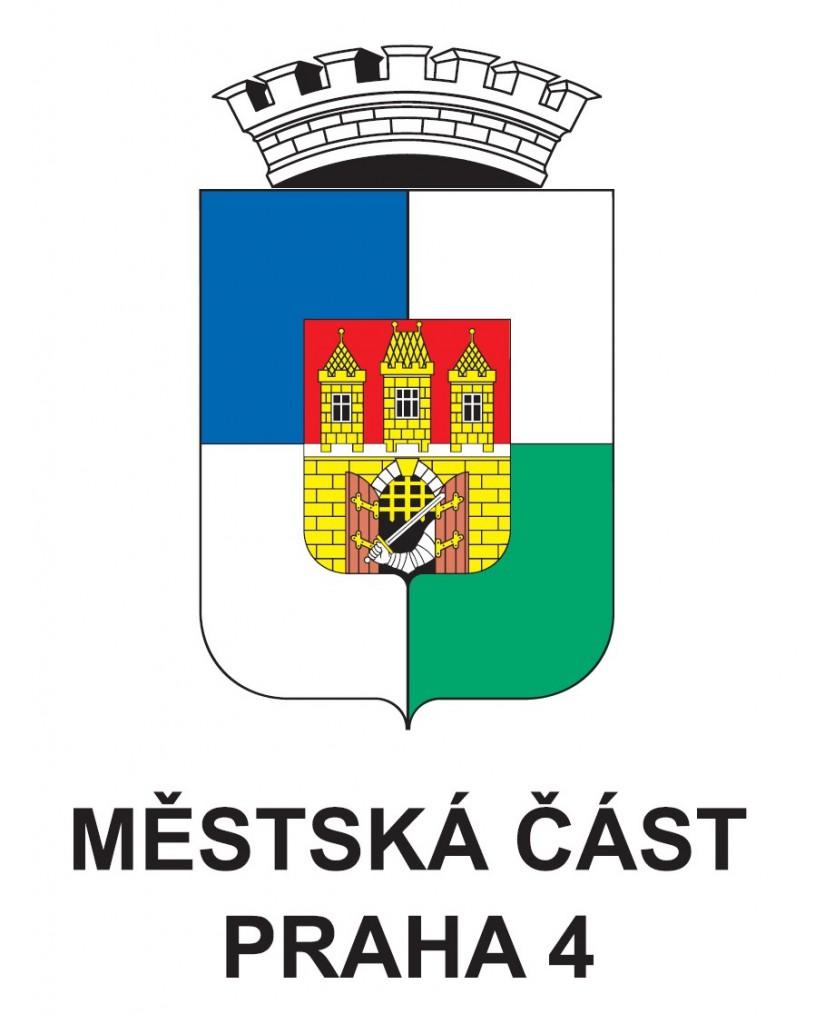 logo MČ Praha 4