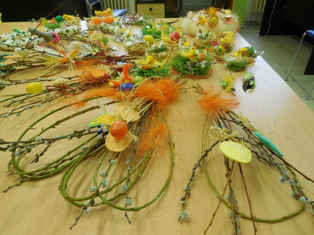 velikonoční dekorace 3-2016
